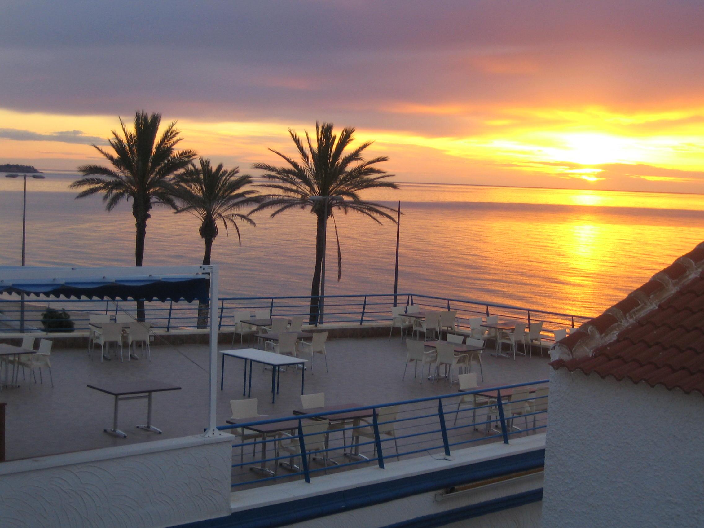 Hotel en torrevieja apartamentos fresno situado a 20 metros de la playa del cura - Apartamentos fresno torrevieja ...